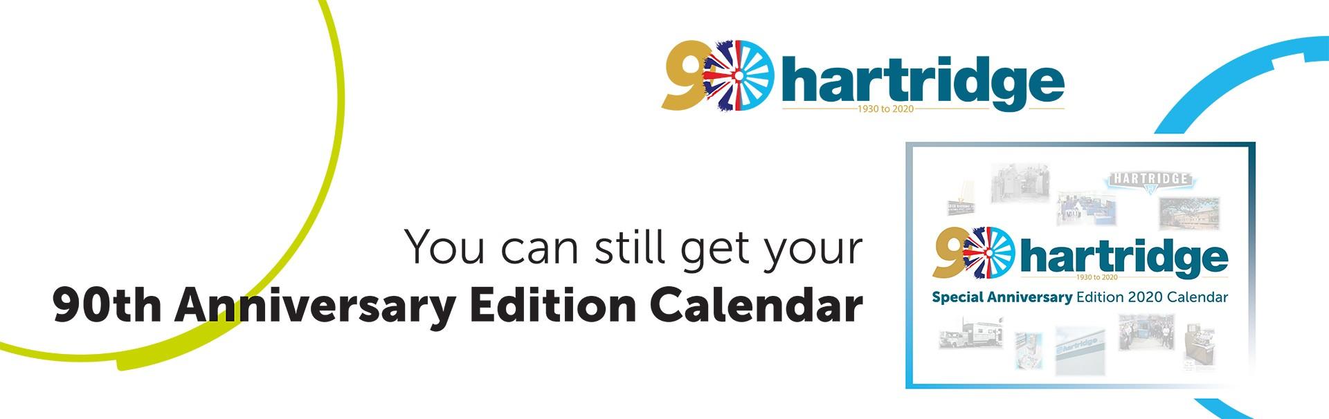 <p><a href='https://www.hartridge.shop/shop/calibration-fluid/90th-anniversary-calendar/'>More Details</a></p>